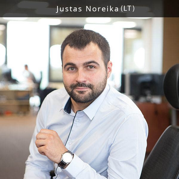 Justas Noreika manages the Product Department at the e-money institution Paysera. After more than 10 years of leadership in e-commerce, Paysera breaks into the market of ticketing.