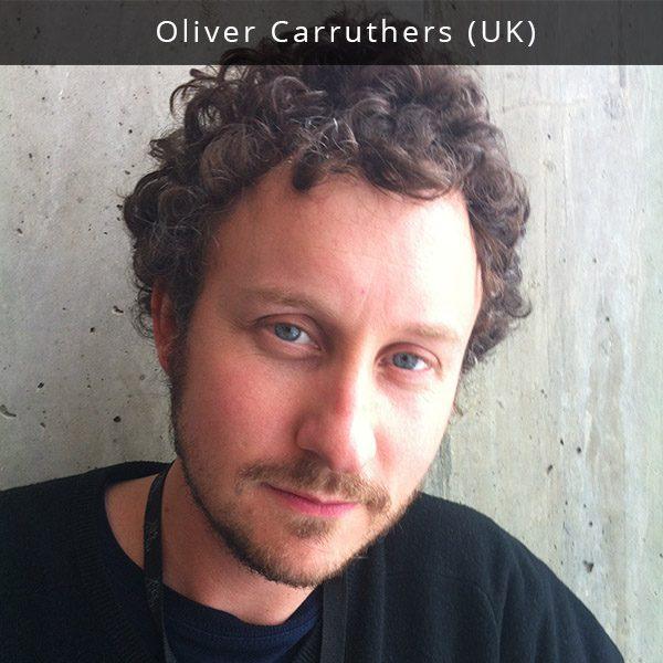 Oliver Carruthers yra Rytų Londono menų centro Rich Mix kūrybos direktorius. Rich Mix per metus įvyksta virš 650 renginių. Sudarant centro programą, stengiamasi, kad būtų atspindėta didžiausia kultūrine įvairove šalyje pasižyminčios miesto dallies demografija. Daugiau informacijos: richmix.org.uk