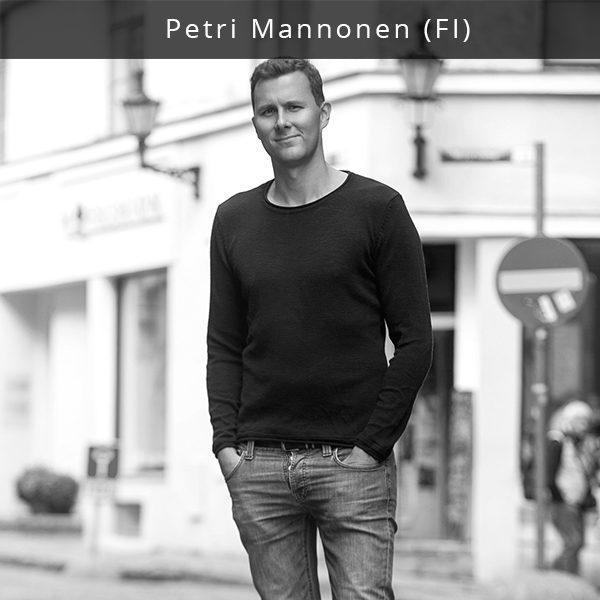 Petri Mannonen nuo 2010-ųjų dirbo Universal Music Group komercijos direktoriumi Suomijai ir Baltijos šalims, o nuo 2015-ųjų vadovauja Baltijos regiono padaliniui. Prieš tai jis šešerius metus dirbo Švedijos skaitmeninių pramogų ir media kompanijoje MTG, kur vadovavo Viasat padaliniui Suomijoje. Petri yra skaitmeninių muzikos paslaugų Baltijos šalių rinkoje ekspertas, per keletą pastarųjų metų savo veikloje tiesiogiai susidūręs su milžiniškais muzikos vartojimo įpročių pokyčiais Šiaurės šalyse.
