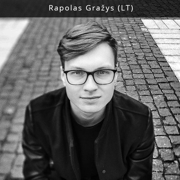 Rapolas Gražys - industrial designer, musician, creator and founder of LAVA Guitars - Lava Drops - modern musical instruments. Professional product designer focusing on an interdisciplinary approach to sound and design. After born and raised in a family of well known modern and conceptual artists, R.Gražys started to create in a field of design. After creating high-end audio designs, worldwide conceptual and interactive art installations, futuristic technology concepts he started to specialize in one of a kind product creation - boutique section. The LAVA trademark was founded by him on the principle of cross pollination between the fields of acoustics and modern instruments design concepts crafted using very authentic materials. The output is innovative and forward-looking high-end gear, that subtly amplifies the skill of a capable musician. After creating the ergonomic six-string fretless Lava Drop electric guitar, which was the first guitar from the Lava Drops line, he expanded the line with very light, versatile, comfortable Lava Drop (+) model and the innovative Lava Drop (X), which is the first laser controlled guitar in the world with separate laser MIDI controller, aircraft aluminium contour and stiffened volcanic lava details. In 2016 Rapolas Gražys started the Platinum, collectors line of Lava Drops. R. Gražys works where presented in USA, United Arab Emirates, United Kingdom, Sweden, France, Germany, India, Denmark etc. R. Gražys graduated from Vilnius Academy of Arts of BA and MA industrial design studies. He has also studied at the Danish Royal Academy of fine Arts. Works: www.lava-drops.com www.rapolasgrazys.com